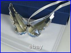 Swarovski Angel Wings Ornament MIB #5004494