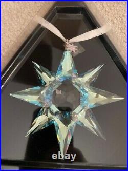 Swarovski Anniversary Ornament 2020 Limited Edition Star Decoration 5504083