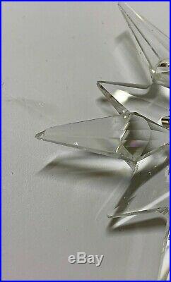 Swarovski Annual Crystal Christmas Ornament Limited Edition 1997