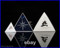 Swarovski Annual Edition 1995 Christmas Xmas Ornaments 191637