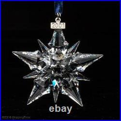 Swarovski Annual Edition 2001 Christmas Xmas Ornaments 267941