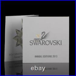 Swarovski Annual Edition 2013 Christmas Xmas Ornaments 5004489