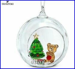 Swarovski Ball Ornament, Christmas Scene MIB #5533942