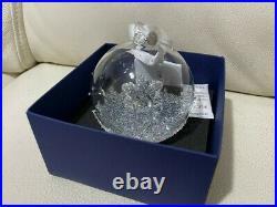 Swarovski Christmas Ball Ornament 2019 Annual Edition 5453636 New