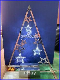 Swarovski Christmas Figurine CHRISTMAS TREE DISPLAY & ORNAMENTS #5064271 New