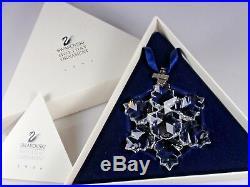 Swarovski Christmas Ornament 1996 Brandnew