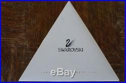 Swarovski Christmas Ornament 1998 Mint Retired Rare 220037