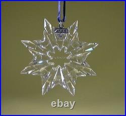 Swarovski Christmas Ornament 2003 622498 Mint Boxed Retired Rare