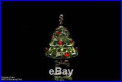 Swarovski Christmas Ornament Christmas Tree Green 904990