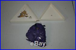Swarovski Crystal 1997 Annual Star Snowflake Christmas Ornament