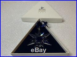 Swarovski Crystal 1997 Christmas Star Ornament with Box