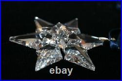 Swarovski Crystal 2000 Annual Christmas Snowflake Ornament MIB