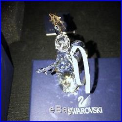 Swarovski Crystal 2010 Annual Edition Christmas Angel Ornament #1054562