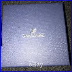 Swarovski Crystal 2011 Annual Edition Christmas Angel Ornament #1096032