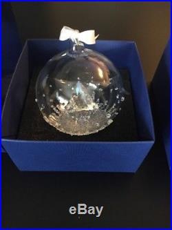 41b9123c6acb Swarovski Crystal 2013 1st ANNUAL EDITION CHRISTMAS BALL ORNAMENT TREE  5004498
