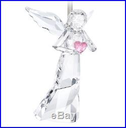 Swarovski Crystal 2013 Annual Edition Christmas Angel Ornament 5004493 MIB COA