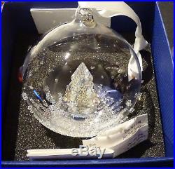 Swarovski Crystal 2013 Christmas Ball Ornament 5004498 BRAND NEW IN BOX
