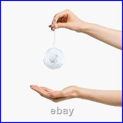 Swarovski Crystal 2020 Annual Ed. Ball Ornament #5453639 Brand Nib Save$$ F/sh