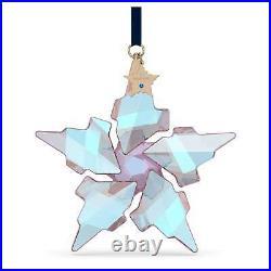 Swarovski Crystal 2021 Annual Ed. 30th Anniversary Ornament #5596079 Brand Nib