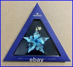 Swarovski Crystal 2021 Annual Edition 30th Ornament