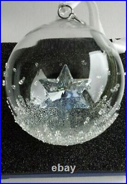 Swarovski Crystal, A. E. Lim-Ed 2014 Christmas Ball Ornament. Art No 5059023