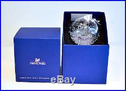 Swarovski Crystal AE 2013 Christmas Ball Ornament 5004498 Brand New In Box
