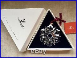 Swarovski Crystal Annual Christmas Ornament 1999