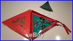 Swarovski Crystal Annual Christmas Ornament-Snowflake 1992-Very Rare