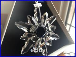 Swarovski Crystal Annual Edition 1998 Christmas Ornament 220037 Brand New