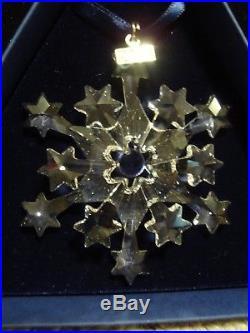 Swarovski Crystal Annual Edition 2004 Christmas Ornament 631562