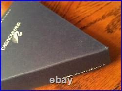 Swarovski Crystal Annual Edition 2004 Christmas Ornament Large Snowflake Star