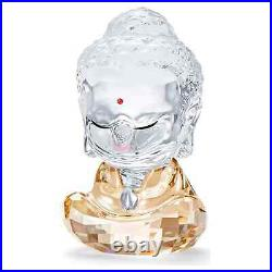 Swarovski Crystal Asian Icon Cute Buddha Decoration Figurine 5492232