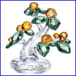 Swarovski Crystal Asian Icons Kumquat Tree Figurine Decoration 5465253