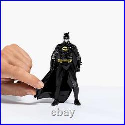 Swarovski Crystal Batman Dark Knight Decoration Figurine, Black, 5492687