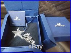 Swarovski Crystal Christmas Kris Bear Limited Edition 2008 # 945580 MIB