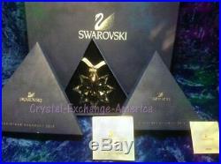 Swarovski Crystal Christmas Large Star Snowflake 2013 Ornament 5004489 MIB+COA