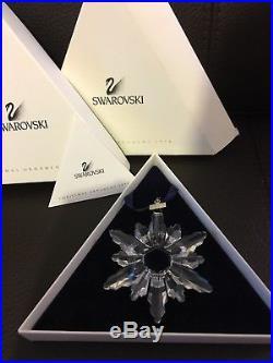 Swarovski Crystal Christmas Ornament 1998