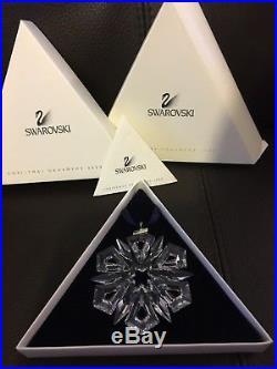 Swarovski Crystal Christmas Ornament 1999