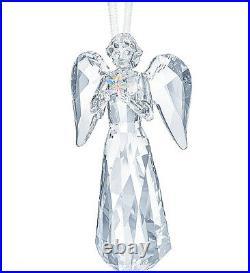 Swarovski Crystal Christmas Ornament ANGEL ORNAMENT 2019 -5457071 New