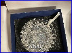 Swarovski Crystal Christmas Tree Ball Ornament Annual Edition 2013, Retired, NIB