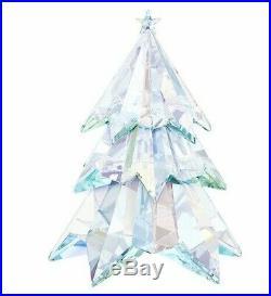 Swarovski Crystal Christmas Tree Mib #5223605