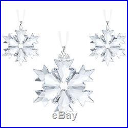 Swarovski Crystal Creation 5357983 Christmas Set 2018 RRP $219