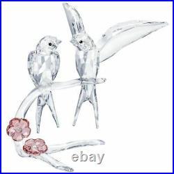 Swarovski Crystal Creation 5475566 Swallows 11.2x12.1x8.9cm RRP $499