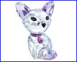 Swarovski Crystal Fiona The Siamese Kitten Figurine #5223603 Brand Nib Save$ F/s