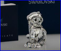 Swarovski Crystal KRIS BEAR 2006 Santa Annual Christmas Ornament MIB 870000