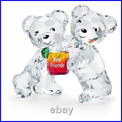Swarovski Crystal Kris Bear Best Friends Decoration Figurine 5491971