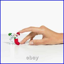 Swarovski Crystal Kris Bear Christmas, Annual Edition 2020 Decoration 5506812