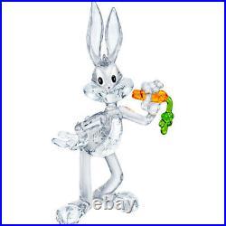 Swarovski Crystal Looney Tunes Bugs Bunny Figurine Decoration 5470344