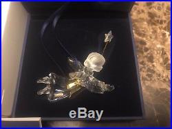 Swarovski Crystal Memories Ornament Angel 2004 Xmas 9443 000 022 / 665054 MIB