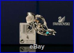 Swarovski Crystal Mint Christmas Ornament 2006 Angel Ornt 9400 000 094 / 863449